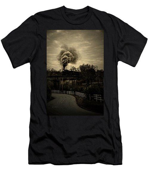 Steam Men's T-Shirt (Athletic Fit)