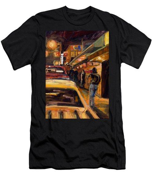 Steb's Amusements Men's T-Shirt (Athletic Fit)
