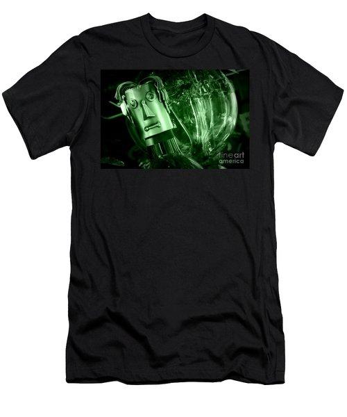 Steel Jelly Men's T-Shirt (Slim Fit) by Steven Macanka