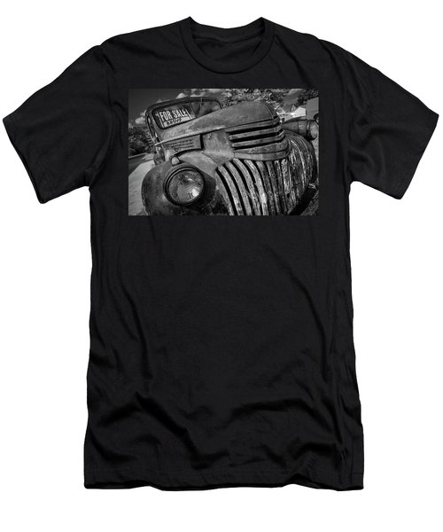 Steel Treasure Men's T-Shirt (Athletic Fit)
