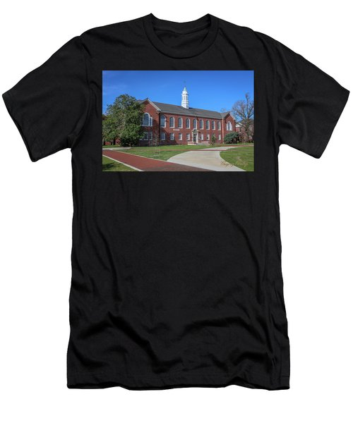 Stephens Hall 2 Men's T-Shirt (Athletic Fit)