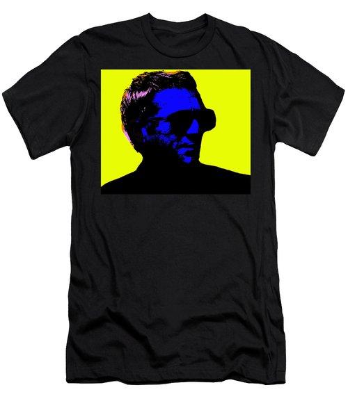Steve Mcqueen Men's T-Shirt (Athletic Fit)