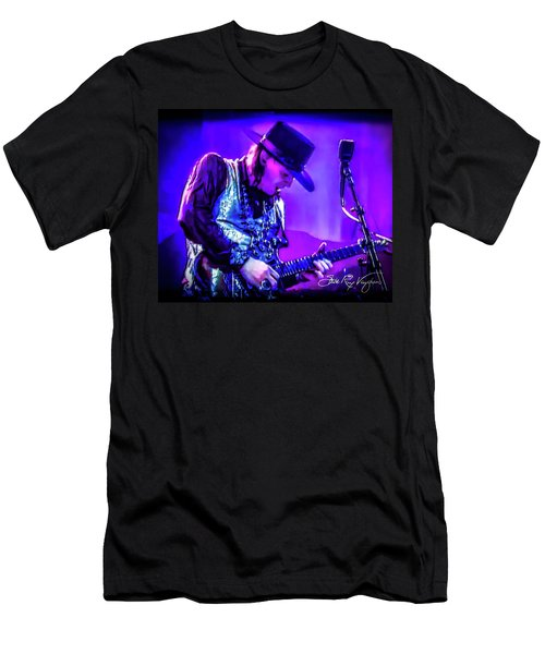 Stevie Ray Vaughan - Tightrope Men's T-Shirt (Athletic Fit)