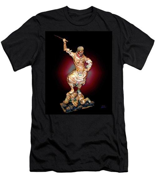 Stick Up Men's T-Shirt (Athletic Fit)