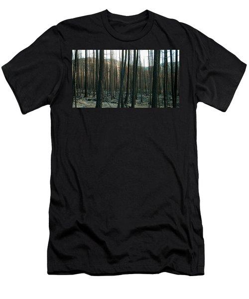 Stickpin Men's T-Shirt (Athletic Fit)