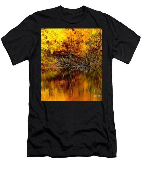 Still Gold Men's T-Shirt (Athletic Fit)