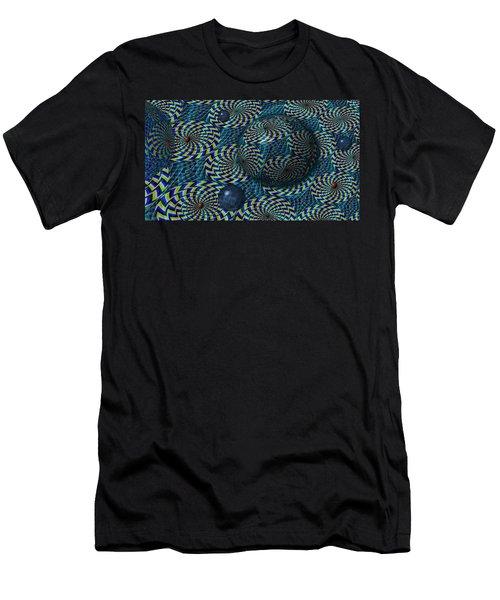 Still Motion Men's T-Shirt (Athletic Fit)