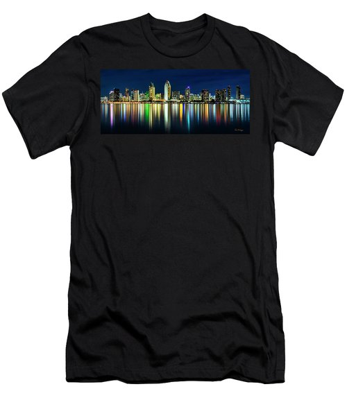 Still Of The Night Men's T-Shirt (Athletic Fit)
