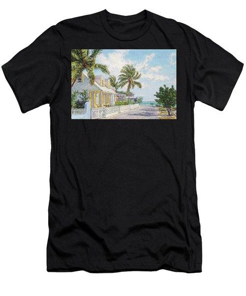 Still Point Men's T-Shirt (Athletic Fit)