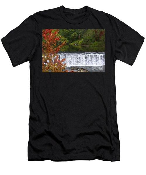 Stillness Of Beauty Men's T-Shirt (Athletic Fit)