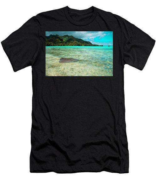 Stingray Men's T-Shirt (Athletic Fit)