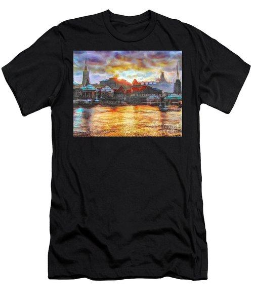 Stocholm Men's T-Shirt (Athletic Fit)