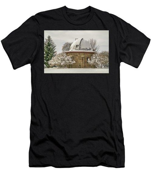 Stone Block Observatory Men's T-Shirt (Athletic Fit)