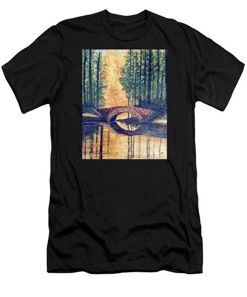 Stone Bridge Men's T-Shirt (Athletic Fit)