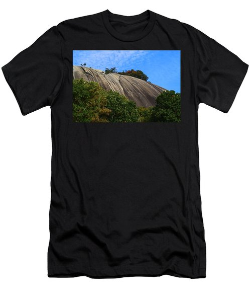 Stone Mountain Men's T-Shirt (Slim Fit) by Kathryn Meyer