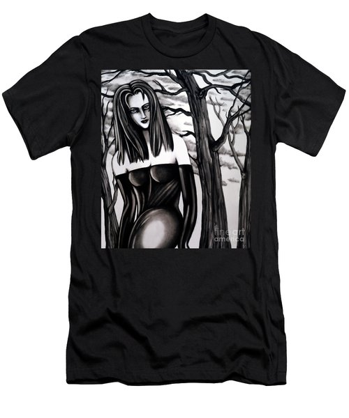 Who Do You Think You Are, Killing All My Trees Men's T-Shirt (Athletic Fit)