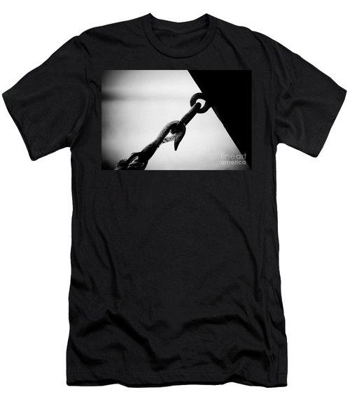 Stop Men's T-Shirt (Athletic Fit)