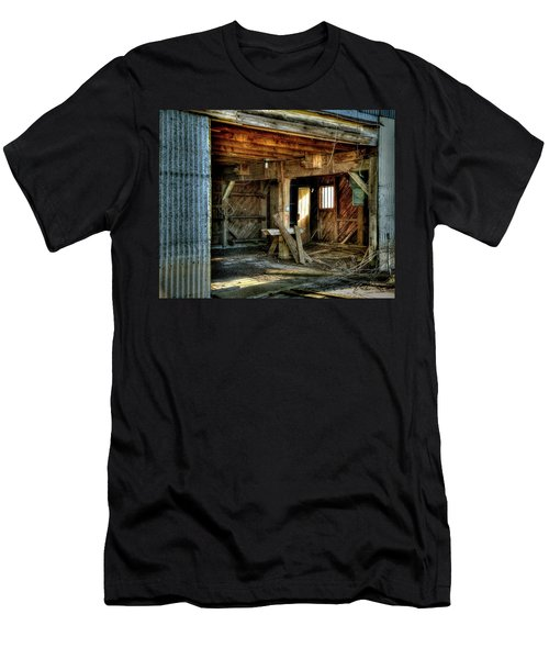 Storied Interior Men's T-Shirt (Slim Fit) by Jerry Sodorff
