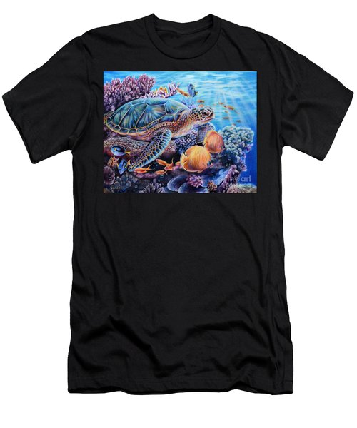 Stories I Tell Men's T-Shirt (Athletic Fit)