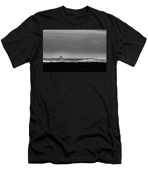 Storm Brewing Men's T-Shirt (Athletic Fit)
