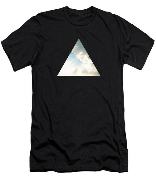 Storm Clouds Men's T-Shirt (Athletic Fit)