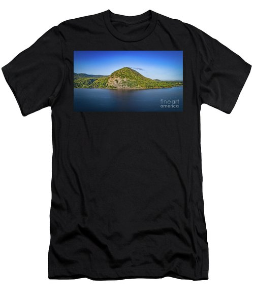 Storm King Mountain From Breakneck Ridge Men's T-Shirt (Athletic Fit)