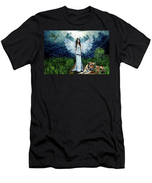Storm Maiden Men's T-Shirt (Athletic Fit)
