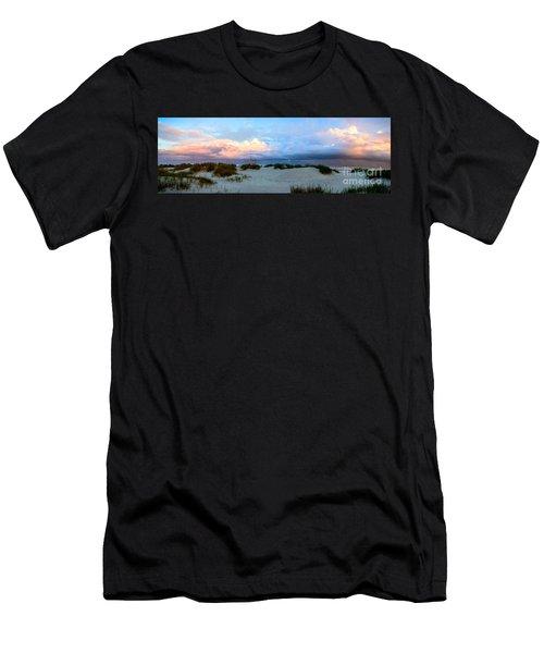Storm Of Pastels Men's T-Shirt (Athletic Fit)