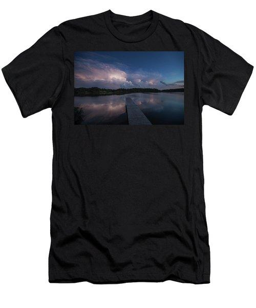 Storm Reflection Men's T-Shirt (Athletic Fit)