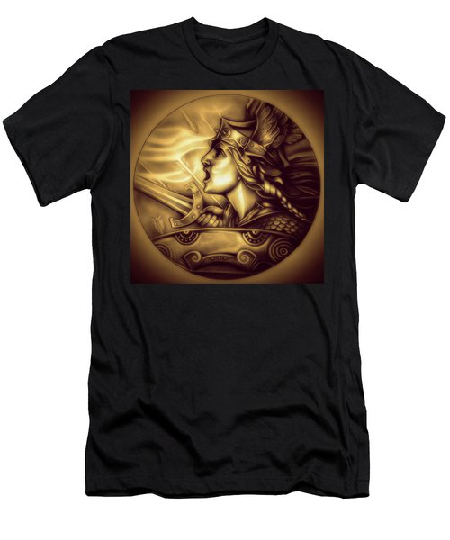 Storm Trooper Genius In Armor Men's T-Shirt (Athletic Fit)