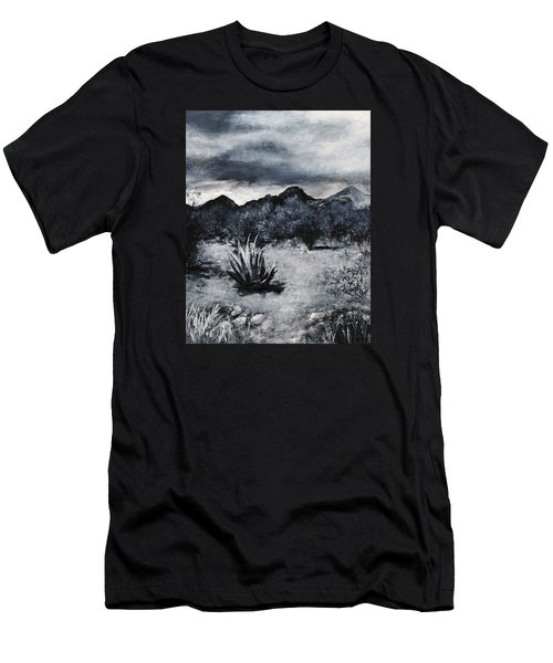 Stormy Day 2 Men's T-Shirt (Athletic Fit)