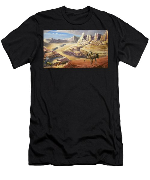 Stormy Men's T-Shirt (Athletic Fit)