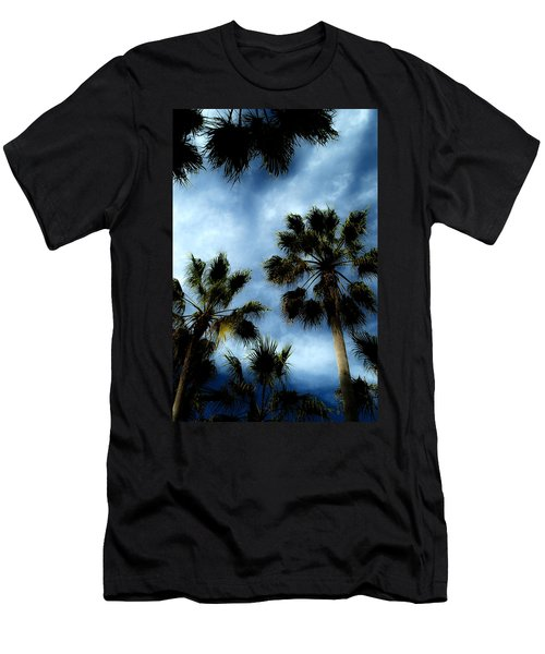 Stormy Palms 2 Men's T-Shirt (Athletic Fit)