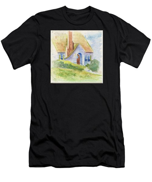 Storybook House Men's T-Shirt (Athletic Fit)