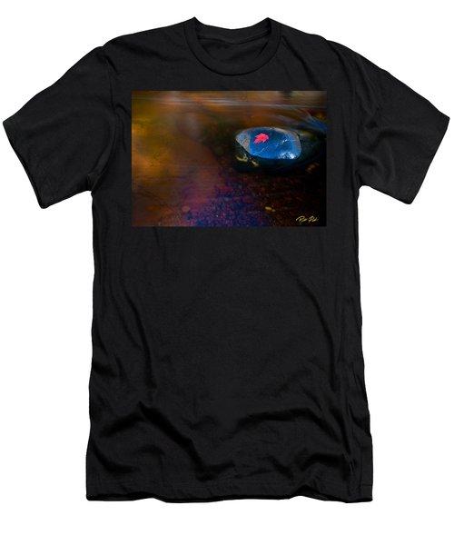 Stranded Leaf Men's T-Shirt (Athletic Fit)