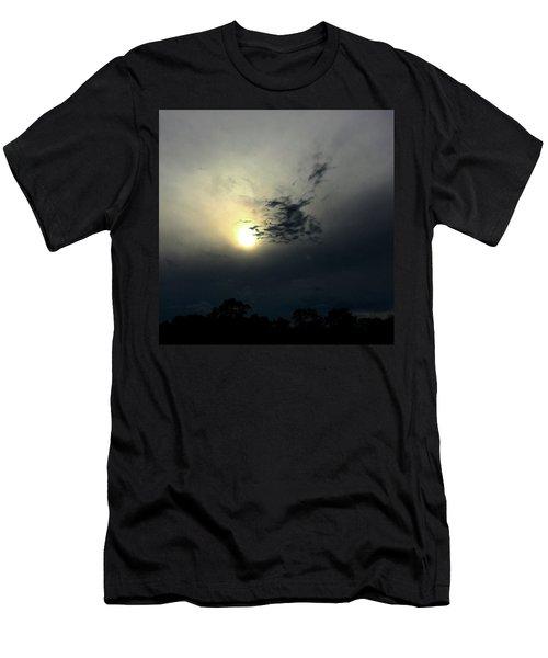 Strange Cloud Men's T-Shirt (Athletic Fit)