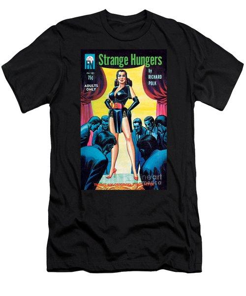 Strange Hungers Men's T-Shirt (Athletic Fit)
