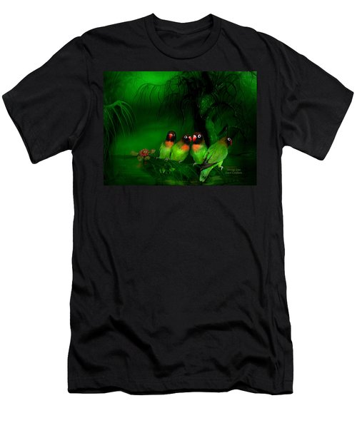 Strange Love Men's T-Shirt (Athletic Fit)