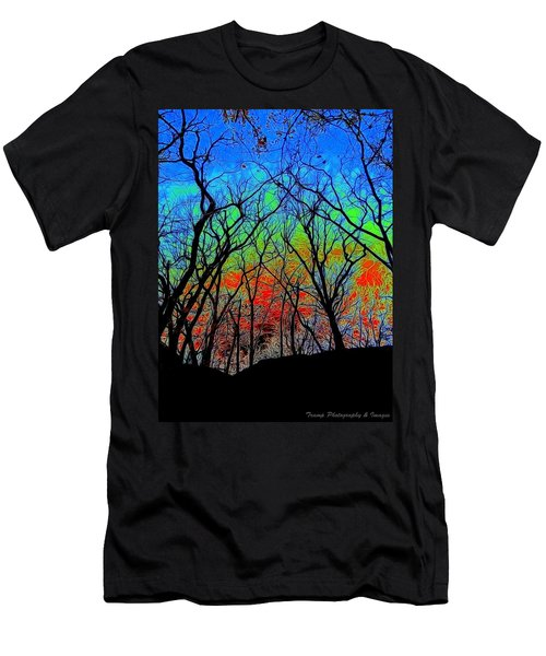 Strange Wanderings Men's T-Shirt (Athletic Fit)