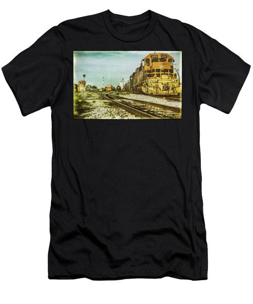 Stratford Rail Yard 2016 Men's T-Shirt (Athletic Fit)