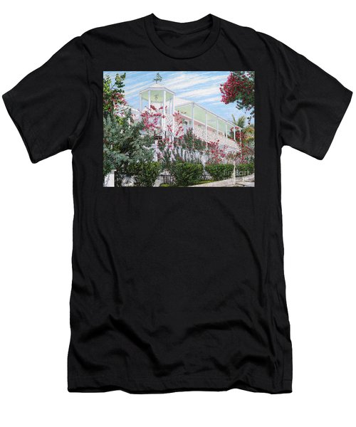 Strawberry House Men's T-Shirt (Athletic Fit)