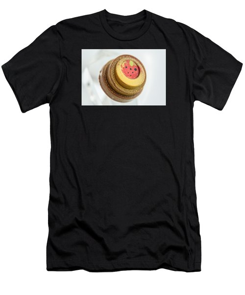 Strawberry Strawberry Men's T-Shirt (Athletic Fit)