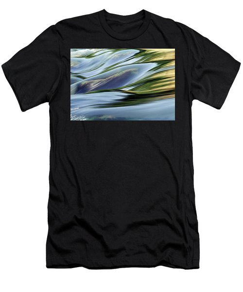 Stream 3 Men's T-Shirt (Athletic Fit)