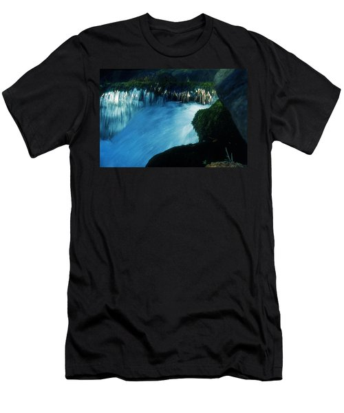 Stream 6 Men's T-Shirt (Athletic Fit)