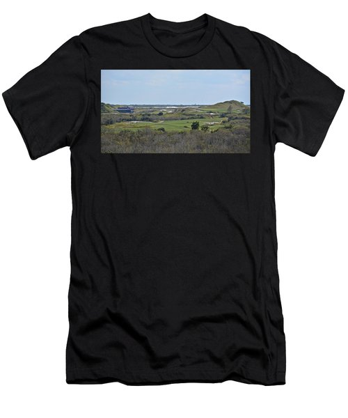 Streamsong Golf Course Men's T-Shirt (Athletic Fit)