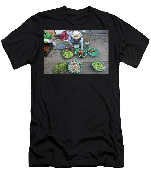 Street Merchant Fresh Daily  Men's T-Shirt (Athletic Fit)