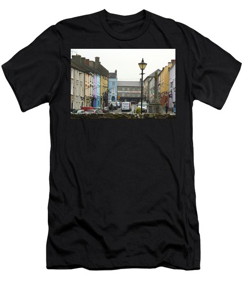 Streets Of Cahir Men's T-Shirt (Athletic Fit)