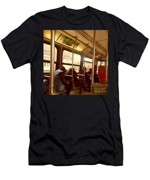 Streetcar Men's T-Shirt (Athletic Fit)