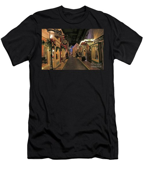 Streets Of Old Milwaukee Men's T-Shirt (Athletic Fit)