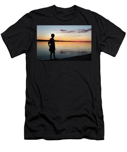 Strength Men's T-Shirt (Slim Fit) by Kelly Hazel